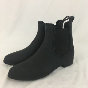 Jeffrey Campbell Black Booties From Nordstrom NWT